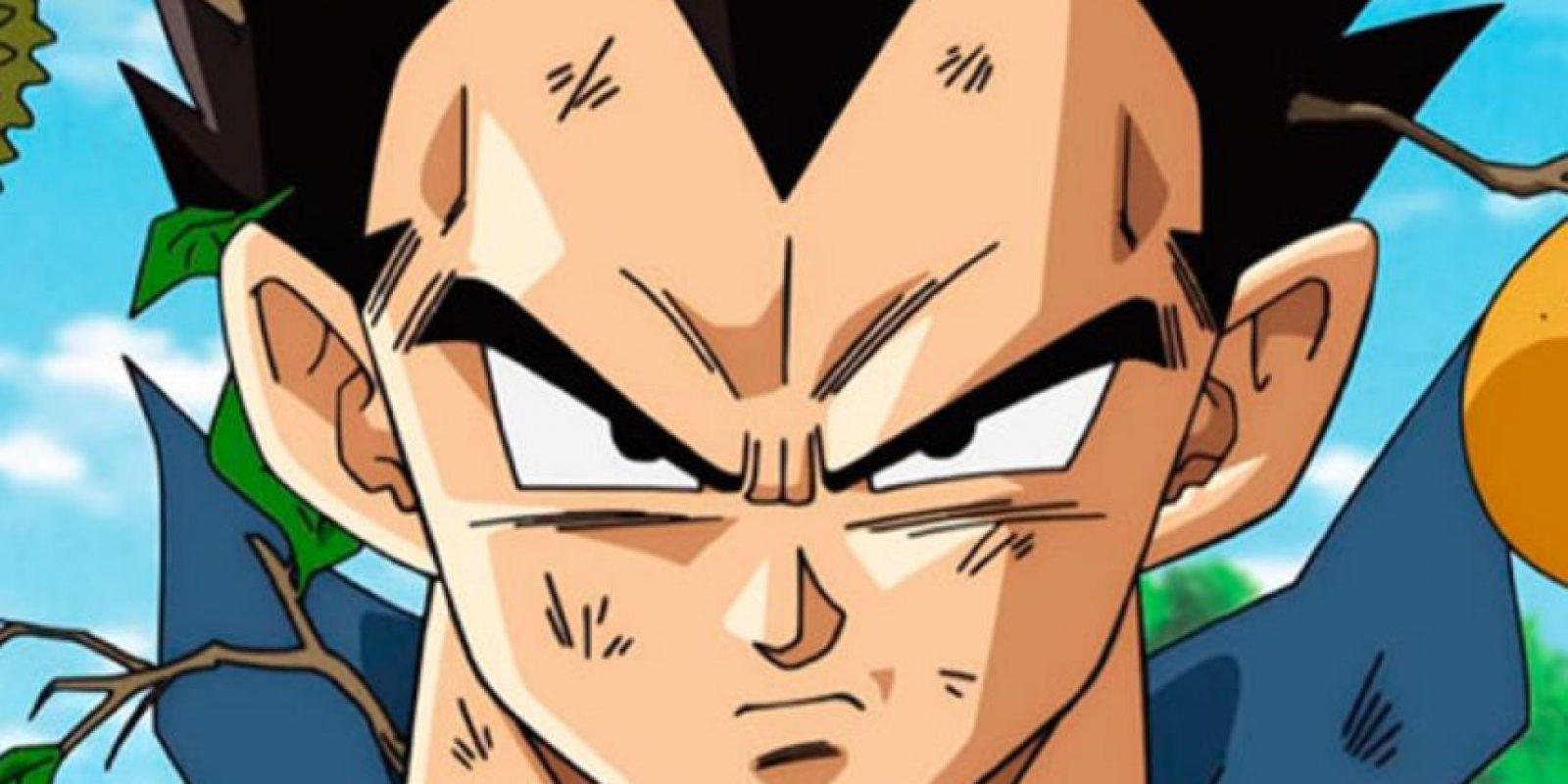 6. También a Vegeta cumplirle una promesa que le hizo a Trunks en la saga de Majin Boo. Foto:vía Toei