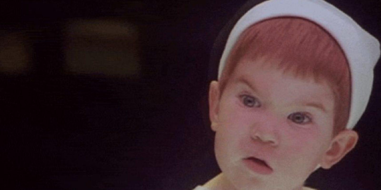 """""""Basil"""" era el bebé rival de """"Sly"""". Foto:vía TriStar"""