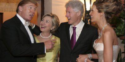 También afirmó que le pagó por invitarla a su boda. Foto:vía Getty Images