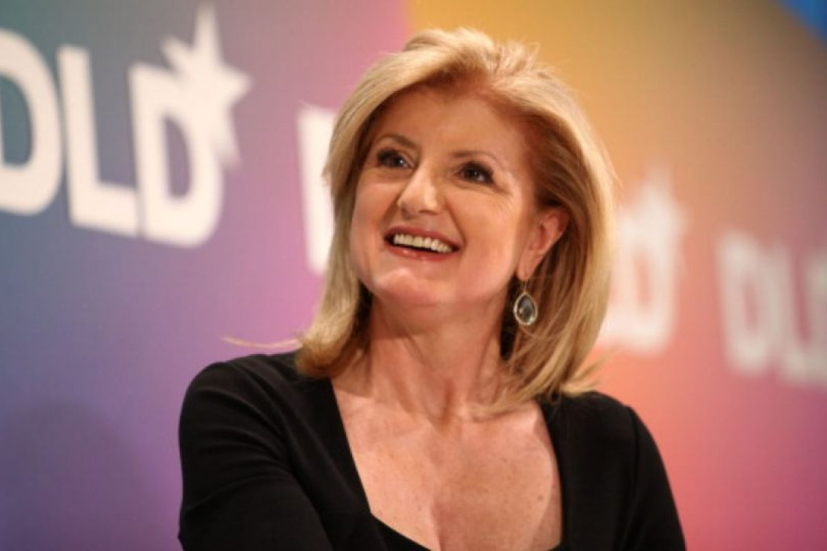 "También atacó a Ariana Huffington, fundadora de ""The Huffington Post"". Foto: vía Getty Images"