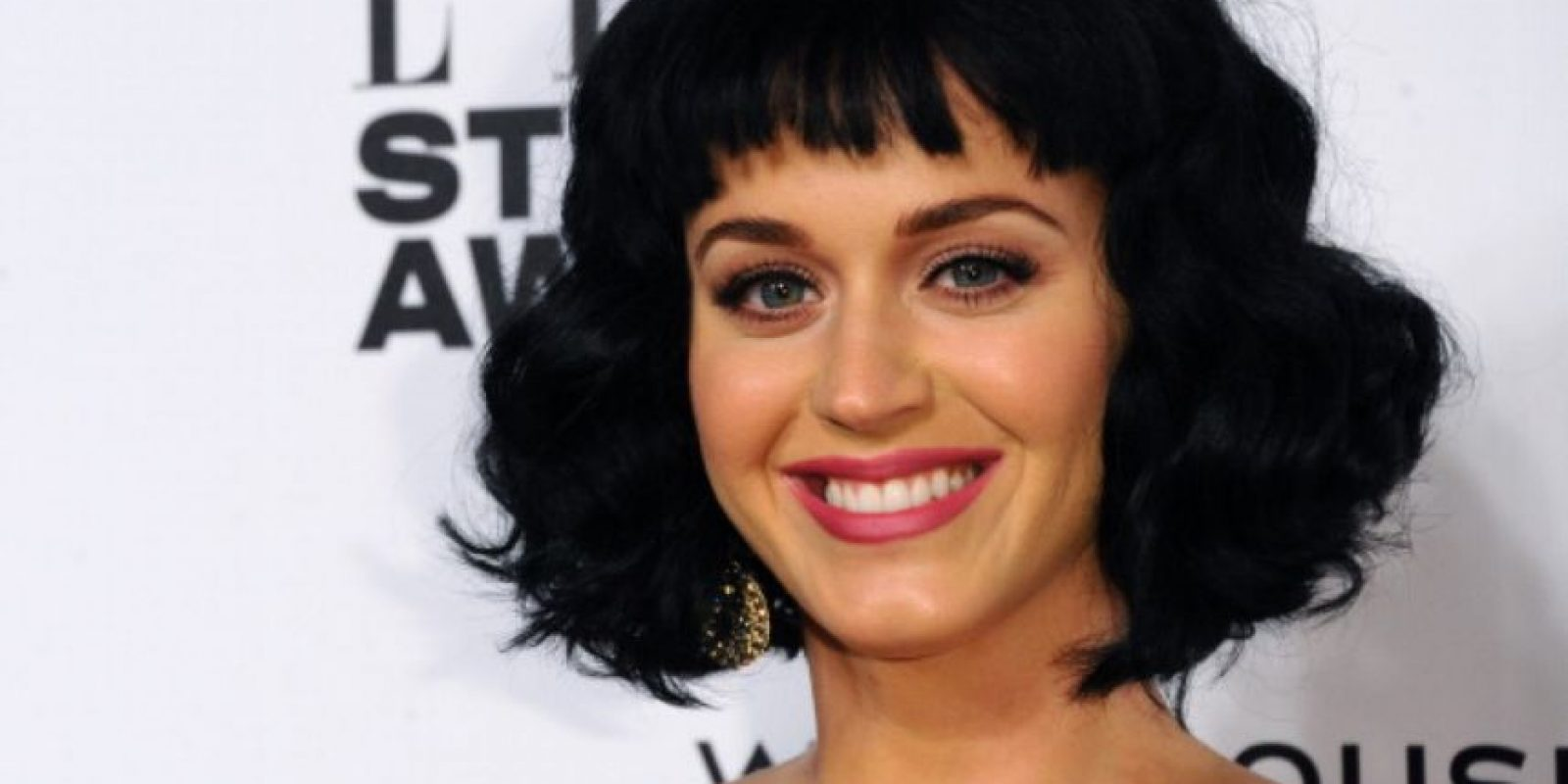 Katy Perry también fue atacada por él, al esta casarse con Russell Brand. Foto:vía Getty Images