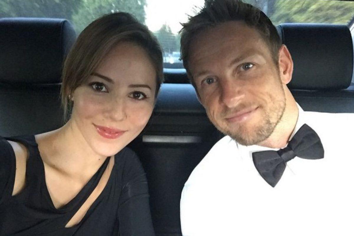 Está casado desde 2014 con la modelo japonesa Jessica Michibata. Foto:Vía instagram.com/jessicamichibata