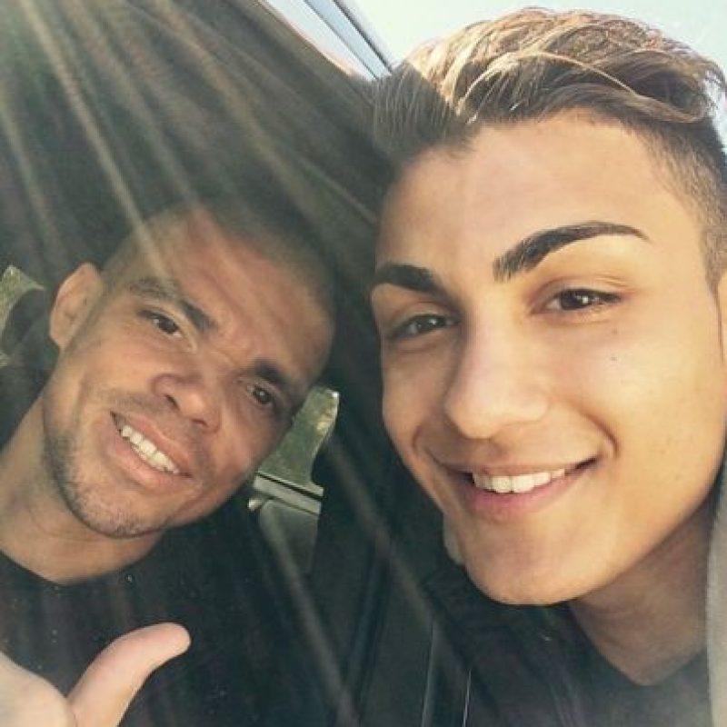 Y también admira a otros futbolistas del club merengue. Foto:Vía instagram.com/shantaronaldo