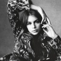 La comparan con Gia Carangi, la misma modelo con que comparaban a Cindy en los 80. Foto:vía Instagram/kaiagerber
