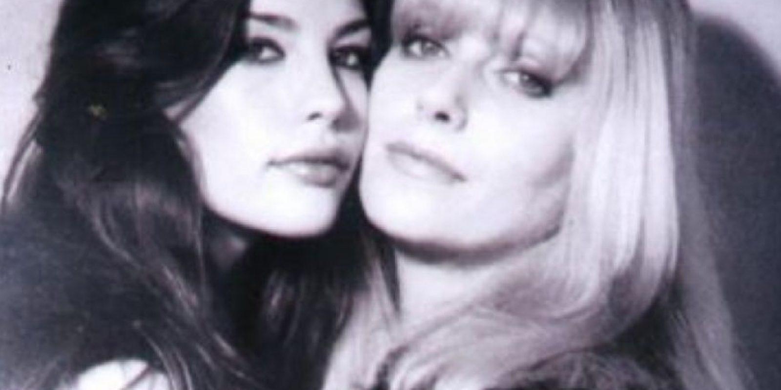 """A Liv le duró más la carrera que a su madre, que también fue """"groupie"""". Foto:vía Getty Images"""