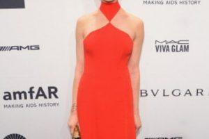 Ella también ha posado para varias marcas. Foto:vía Getty Images