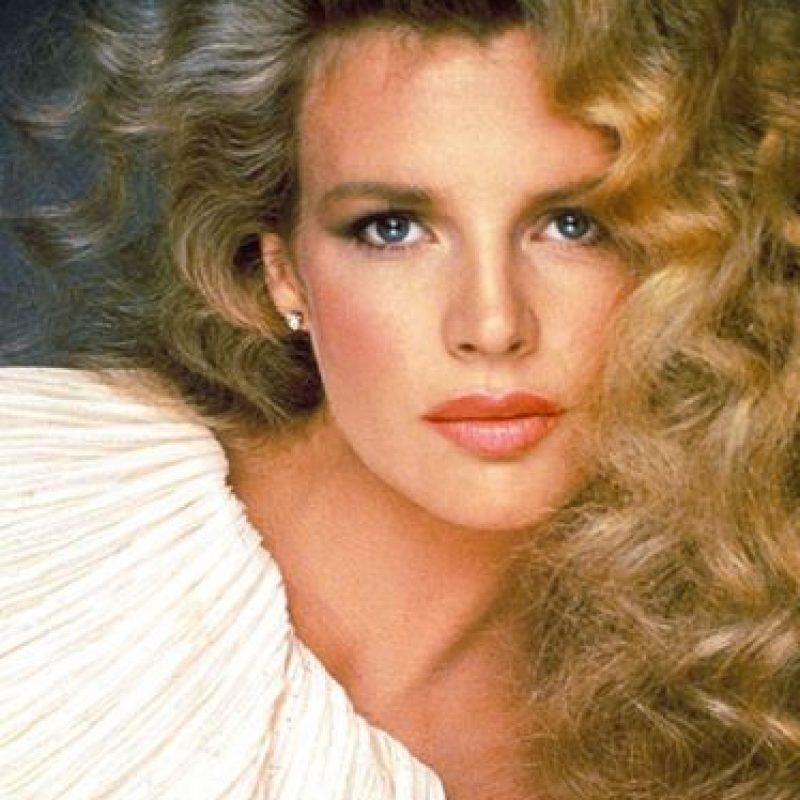 Su madre comenzó como modelo en Vogue, antes fue reina de belleza. Foto:vía Getty Images