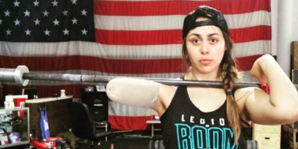 Krystal Cantu: La atleta discapacitada que causa admiración en el crossfit