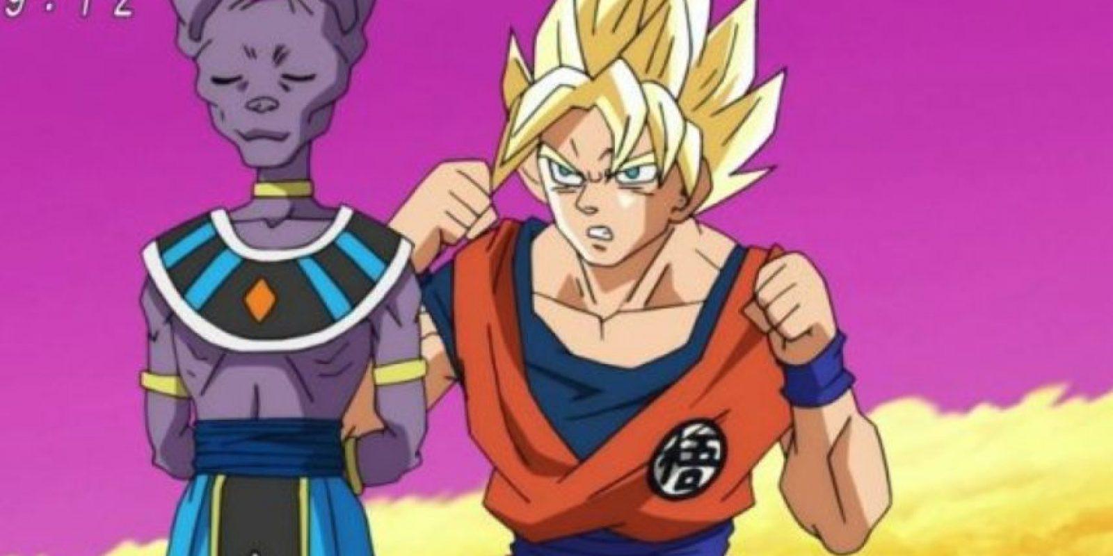 Los fans criticaron la pésima animación. Foto:vía Toei