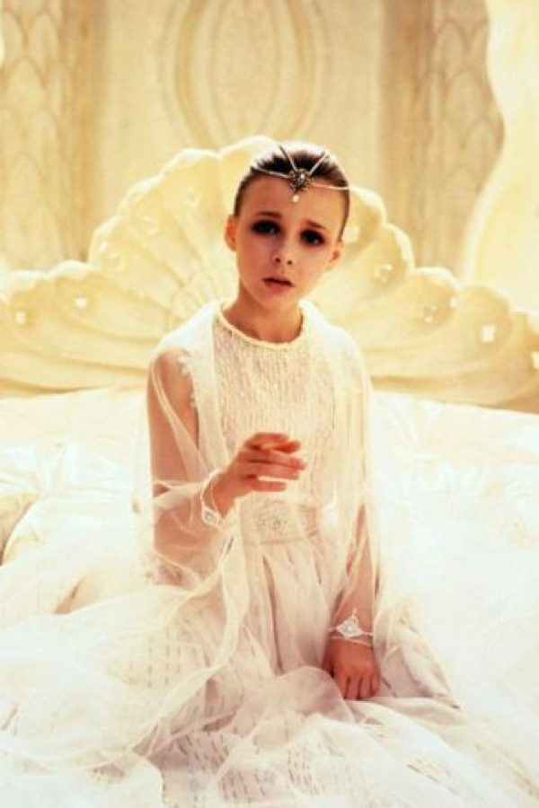 Y aunque otras dos actrices interpretaron el papel, ella siempre fue la más querida. Foto:vía Warner Bros