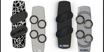 La marca Hendo se dedica al desarrollo de la tecnología para las tablas voladoras Foto:Hendo