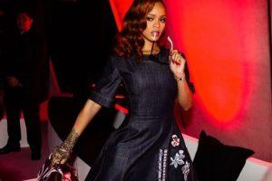 Rihanna Foto:Vía instagram.com/badgalriri