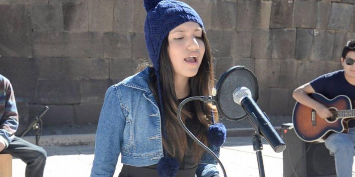 Peruana sorprende al cantar canción de Michael Jackson en quechua
