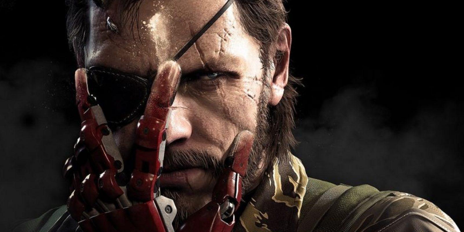"""Mejor juego de Xbox y Mejor juego de acción: """"Metal Gear Solid V: The Phantom Pain"""" Foto:Kojima Productions/Hideo Kojima"""