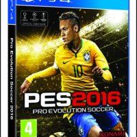"""Mejor juego deportivo: """"PES 2016"""" Foto:Konami"""