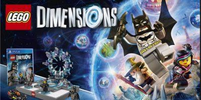 "Mejor juego familiar: ""LEGO Dimensions"" Foto:Traveller's Tales"