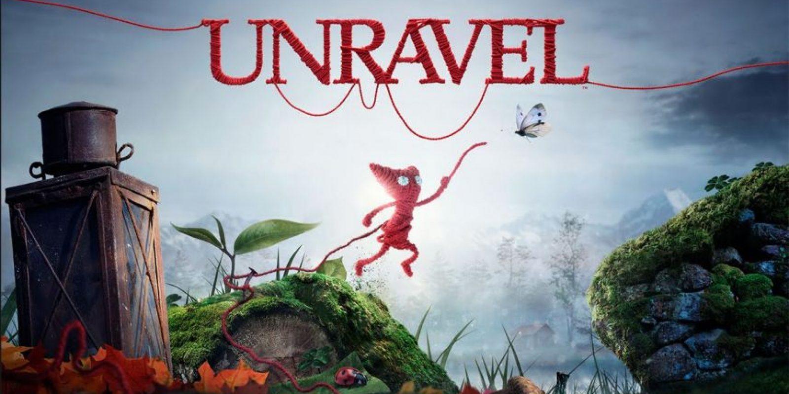"""Mejor juego de estrategia: """"Unravel"""" Foto:Electronic Arts"""