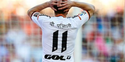 8. Valencia CF Foto: Getty Images