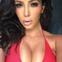 Llegó a 42 millones de seguidores en Instagram Foto:Instagram Kim Kardashian
