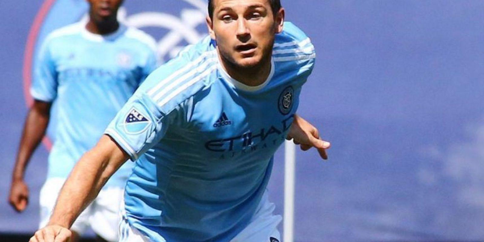 Y durante 13 años fue el referente del Chelsea Foto:MLS