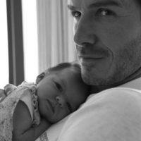 Ella nació en 2011, en Los Ángeles, mientras su padre jugaba para el Los Ángeles Galaxy de la MLS. Foto:Vía instagram.com/davidbeckham