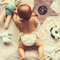 A través de las redes sociales, sus padres, sobre todo David, comparten momentos de la vida de la niña. Foto:Vía instagram.com/davidbeckham