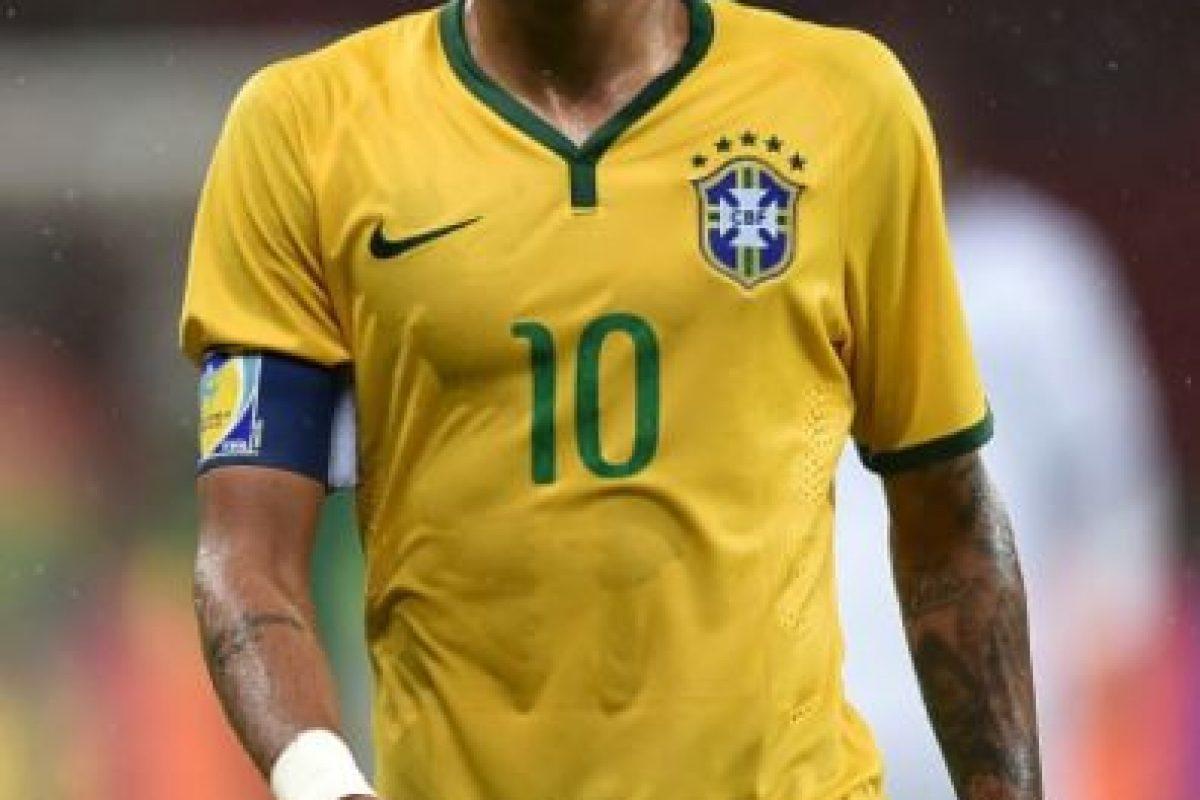 Neymar (Brasil) en la vida real Foto:Getty Images