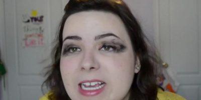 20. Manchada alrededor de los ojos Foto:Vía Youtube
