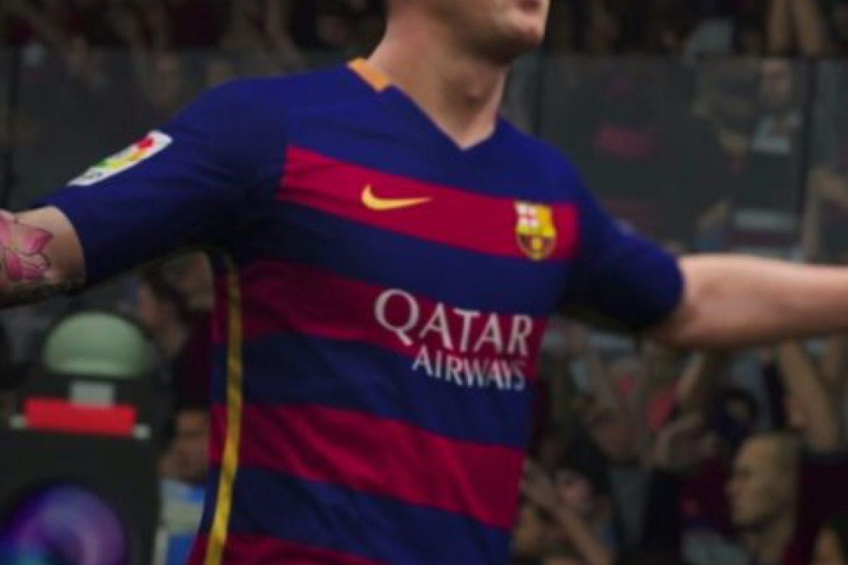 Lionel Messi Foto:EA Sports