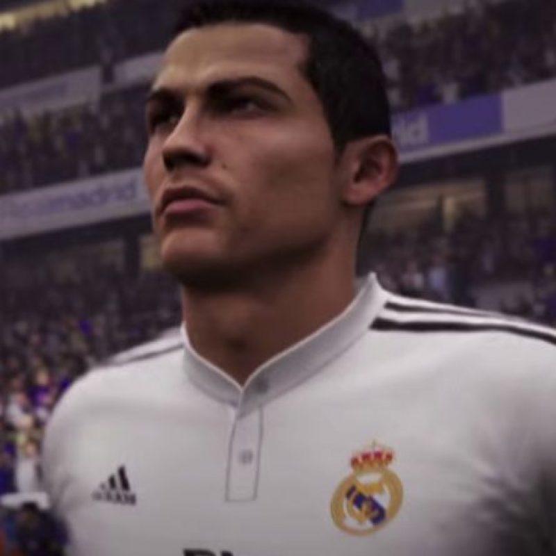 Cristiano Ronaldo Foto:EA Sports