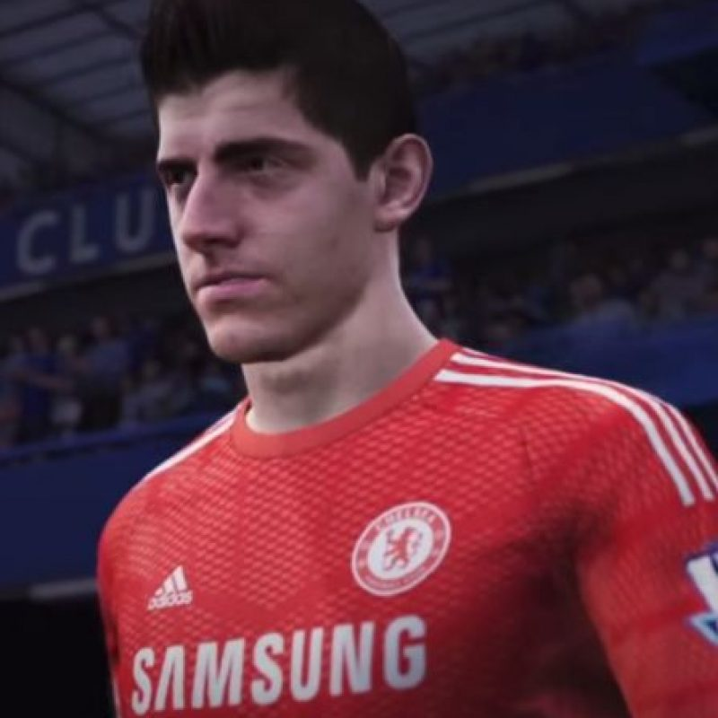 Thibaut Courtois Foto: EA Sports