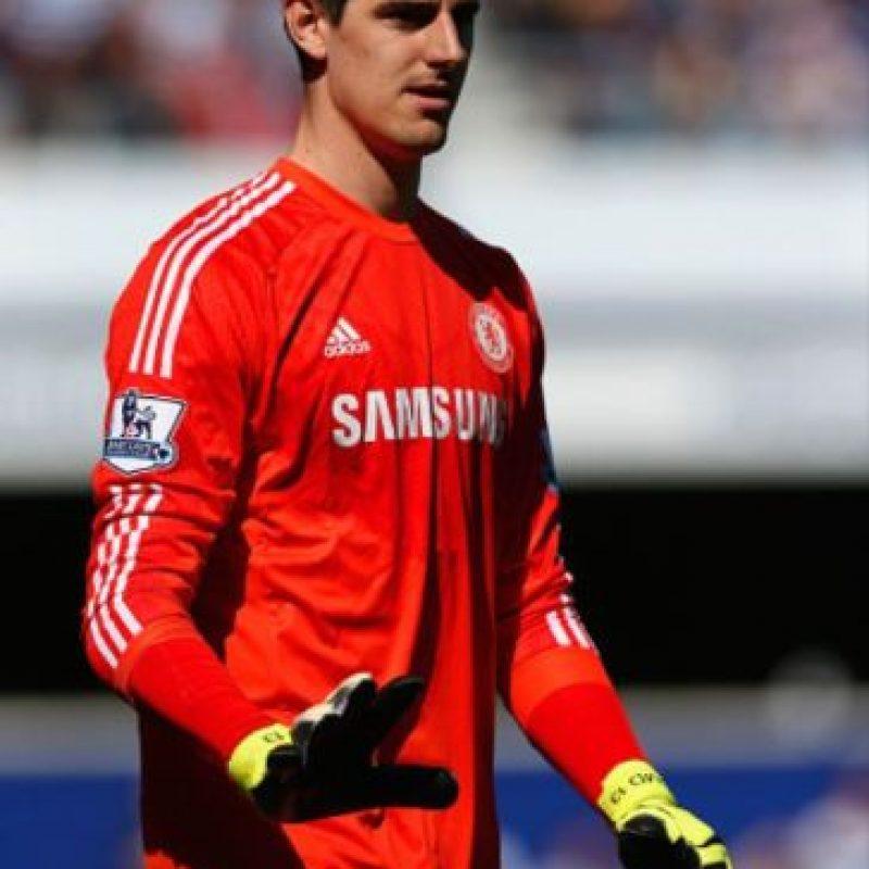 El belga juega en el Chelsea de Inglaterra Foto:Getty Images