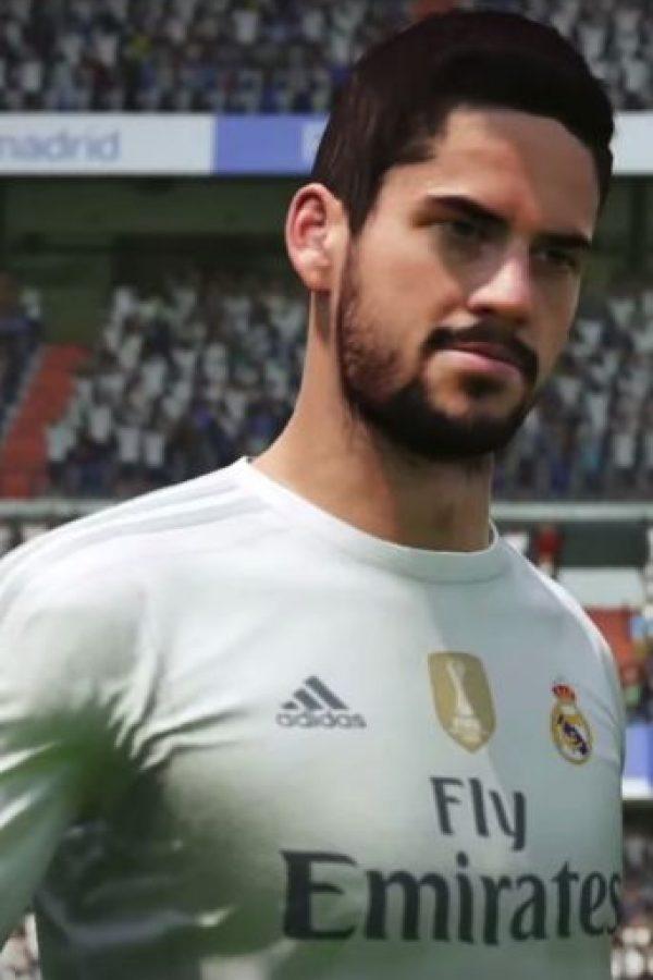 Isco Alarcón Foto:EA Sports