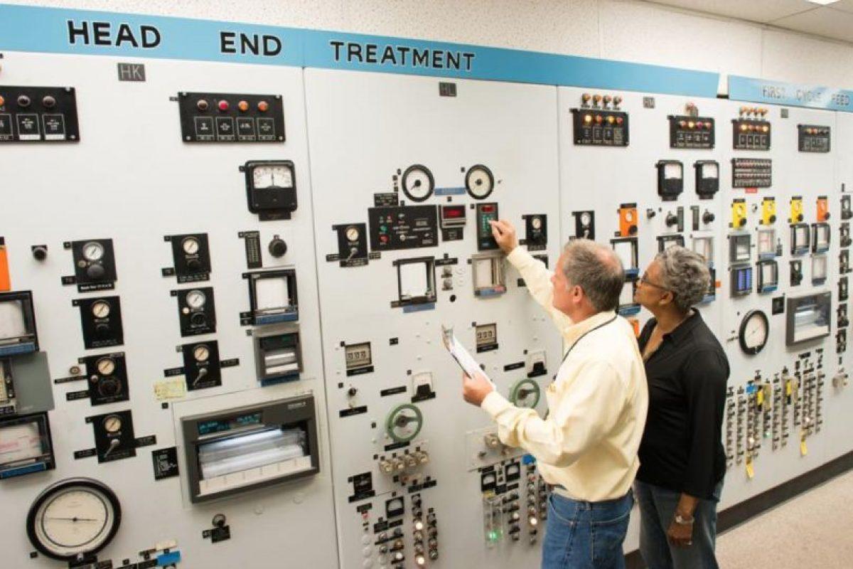 Horas después se descartó que hubiera algún tipo de explosivo en el interior de la planta. Foto:facebook.com/SavannahRiverSite