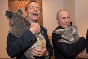 El presidente ruso Vladimir Putin. Foto:Getty Images