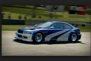 BMW M3 GTR E46 Foto:Wikicommons