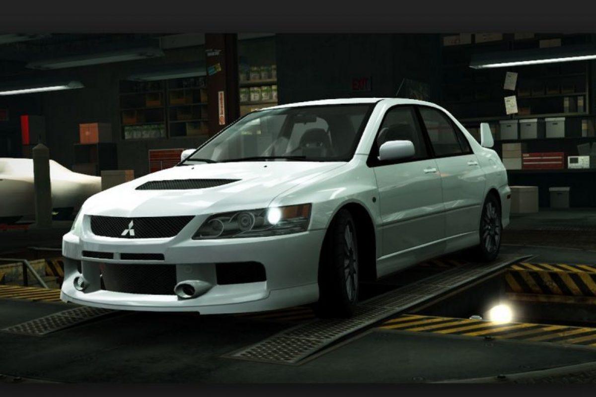 Mitsubishi Evo MR Foto:Wikicommons