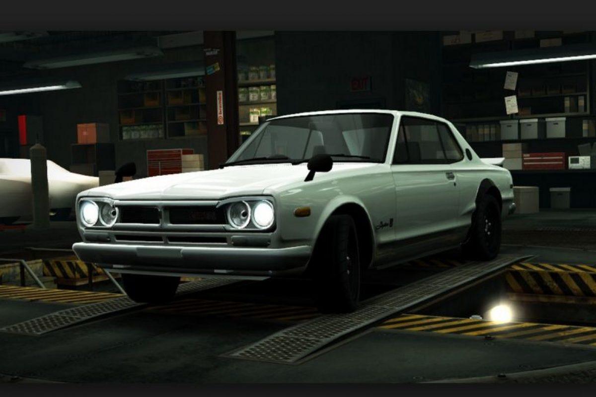 Nissan Skyline GTR 1971 Foto:Wikicommons