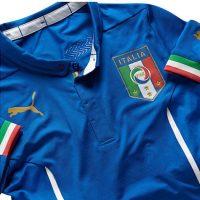 Es la camiseta más cara de las selecciones nacionales. Foto:Puma