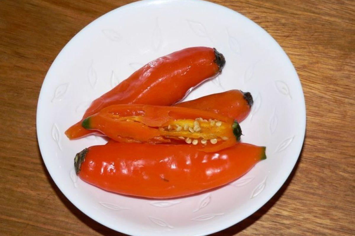2. El chile no engorda. Aunque hay algunos que tienen más calorías que otros, las cantidades en que se consumen son muy bajas. Foto:Pinterest