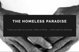 Es de Hawái. Foto:Vía Facebook.com/homelessparadise