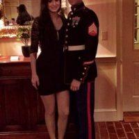 Aquí aparece con su novio Foto:Foto Vía Facebook/TiffanyPosteraro