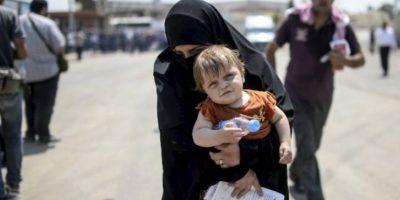 A los infectados se les acusa de atentar contra el ISIS. Foto:AFP