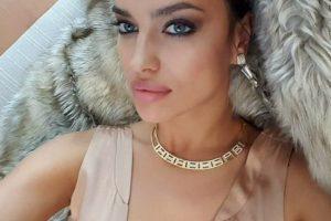 Irina decidió separse de Cristiano cuando se enteró de varias infidelidades de él. Foto:Vía instagram.com/irinashayk