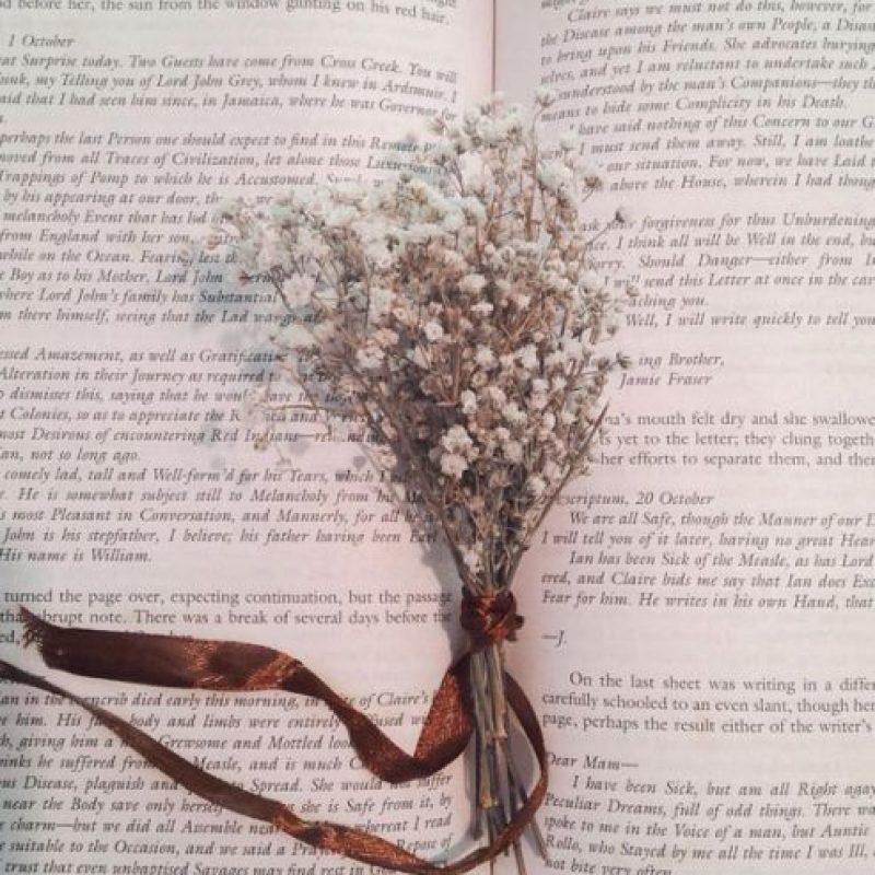 3. Cifrado usando un libro. Foto:Vía instagram.com/explore/tags/book