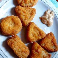 Fue difícil para él pues su comida favorita son los nuggets de pollo. Foto:Vía instagram.com/explore/tags/nuggets