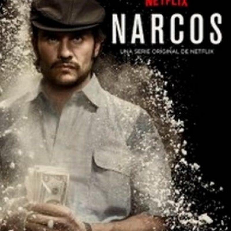 Como Gustavo Gaviria Foto:Netflix