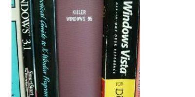 Las burlas por los 20 años de Windows 95