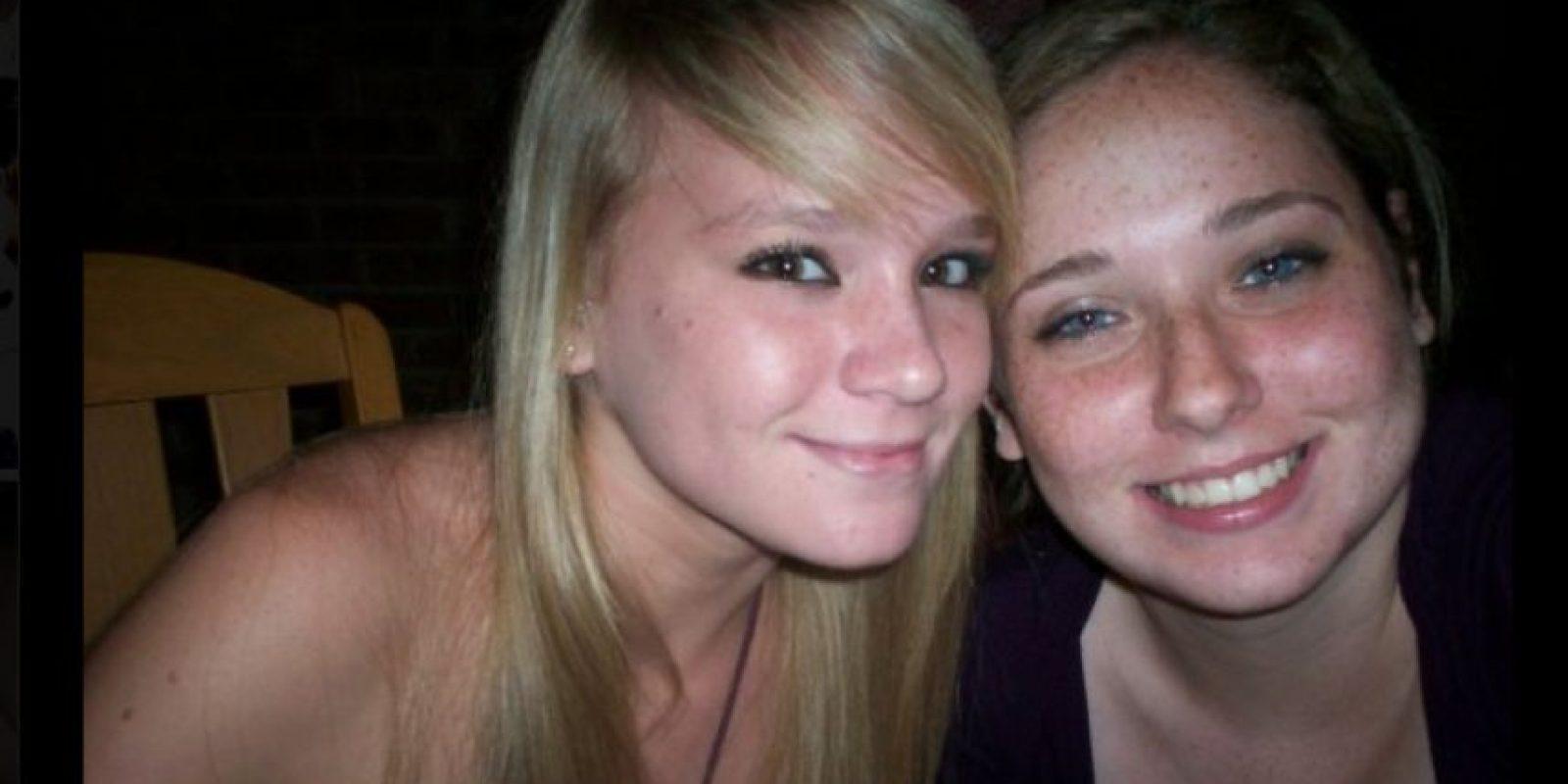 Julie Mott, tenía 26 años al fallecer. Foto:Vía facebook.com/julie.mott