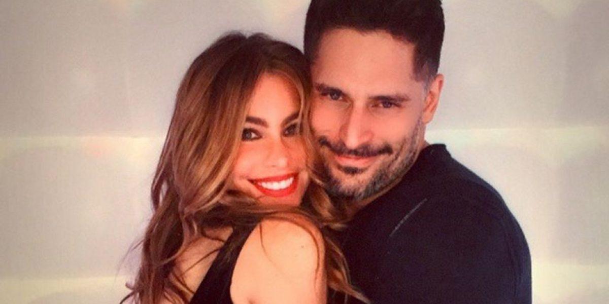 Sofía Vergara se viste de novia antes de su boda con Joe Manganiello